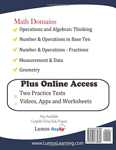 Mississippi Assessment Program Test Prep: 4th Grade Math Practice ...