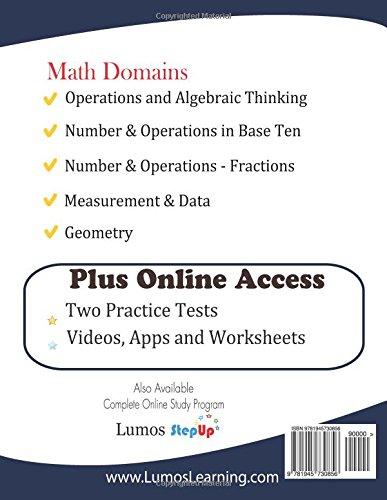 Mississippi Assessment Program Test Prep: 4th Grade Math Practice ...