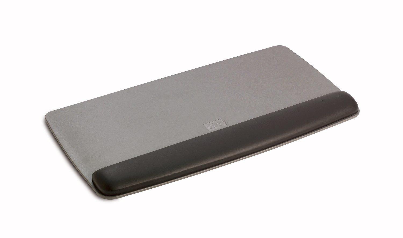3M Tilt-Adjustable Gel Wrist Rest Platform, Antimicrobial  Product Protection  (WR420LE) by 3M