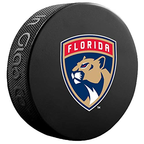 Florida Panthers Officially Licensed Hockey Puck]()