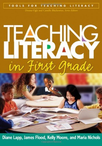 By Diane Lapp EdD - Teaching Literacy in First Grade (Tools for Teaching Literacy Ser (2005-05-20) [Paperback]
