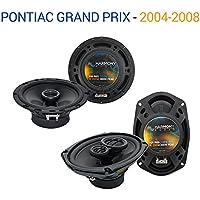 Pontiac Grand Prix 2004-2008 OEM Speaker Upgrade Harmony R65 R69 Package New