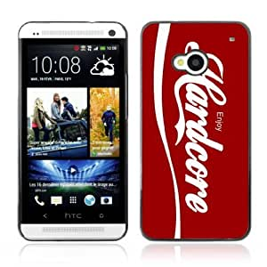 YOYOSHOP [Hardcore Brand] HTC One M7 Case