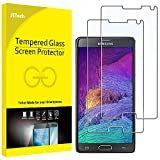 Best Galaxy Note 4 Tempered Glass Screen Protectors - JETech 2-Pack Screen Protector for Samsung Galaxy Note Review