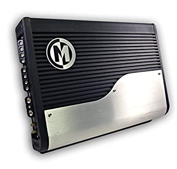 Memphis 16-PR100.4 4 x 50 Watts RMS at 4 Ohms 4 Channel