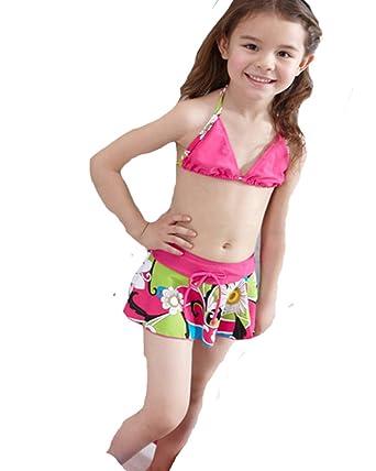 Girl Bikini Nude Little