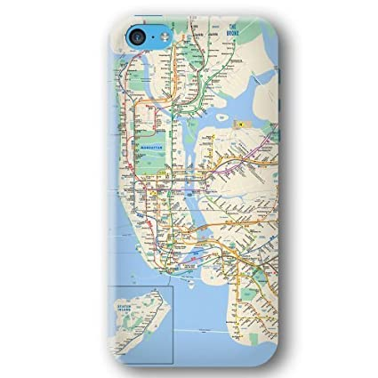 New York Subway Map Mobile.Apple Iphone 6 Case 4 7 Inch New York City Subway Metro Map Design