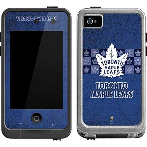 NHL Toronto Maple Leafs LifeProof fre iPod Touch 4th Gen Skin - Toronto Maple Leafs Vintage (Leafs Toronto Maple Skin Ipod)