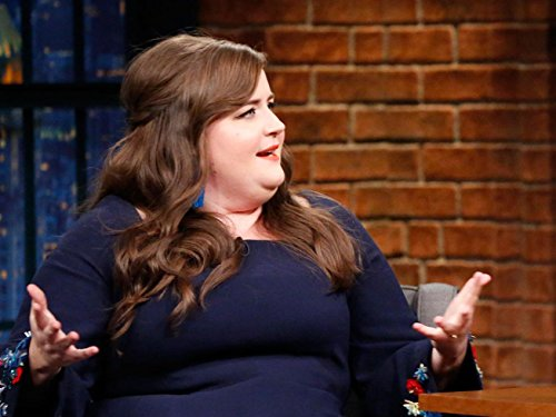 Highlights - Aidy Bryant Passed Out in Her Apartment Hallway After an SNL (Halloween Party Inspiration)