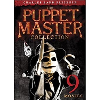 The Puppet Master Collection by Echo Bridge Home Entertainment by 9 Features