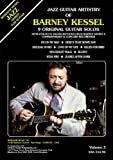 Jazz Guitar Artistry of Barney Kessel, Barney Kessel, 0634023233