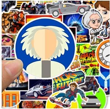 The Future Stickers Pack para el portátil Nevera Teléfono ...