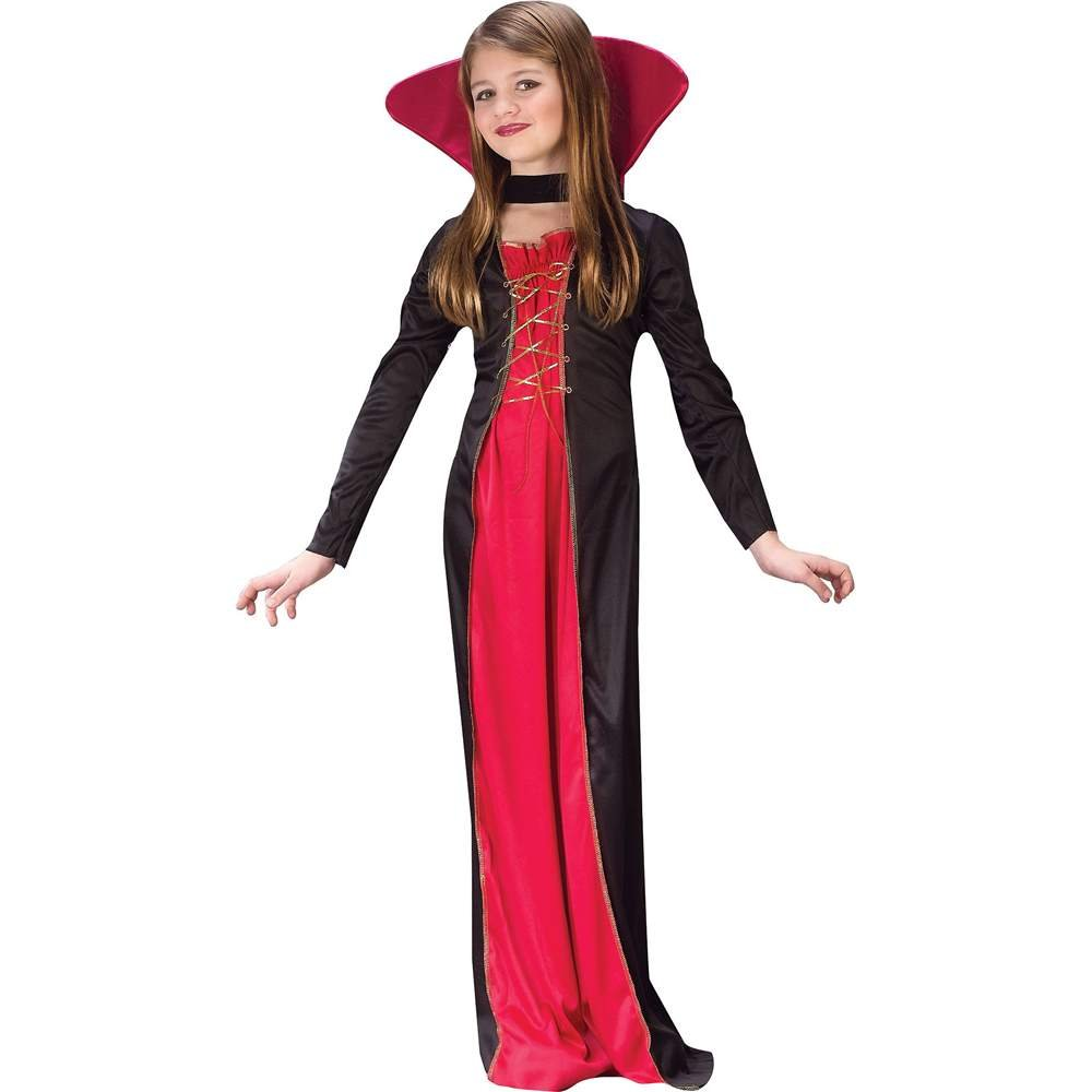 amazoncom victorian vampiress kids costume toys games - Halloween Dracula Costumes