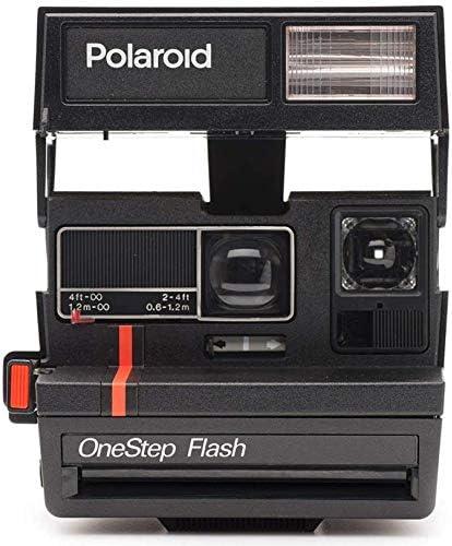 Vintage Polaroid One Step Flash Camera