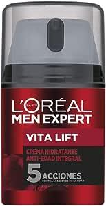 L'Oréal Paris Men Expert - Integral Vita Lift hidratante diario anti-edad, 50 ml