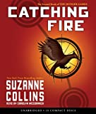 download ebook catching fire (the hunger games, book 2) by suzanne collins (unabridged edition) [audiocd(2009)] pdf epub