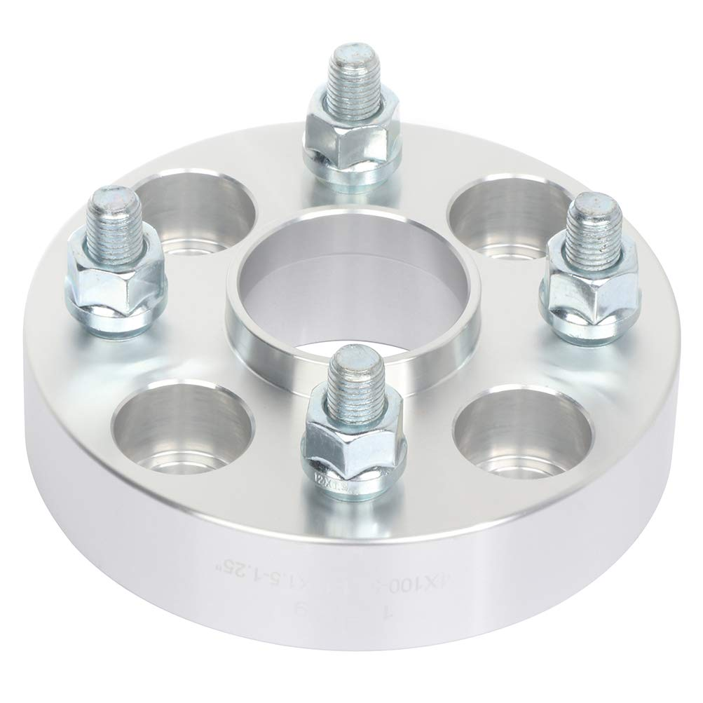 """4X HubCentric Wheel Spacers 4x100 12x1.5 1/"""" For 1988-2002 For Toyota Corolla"""