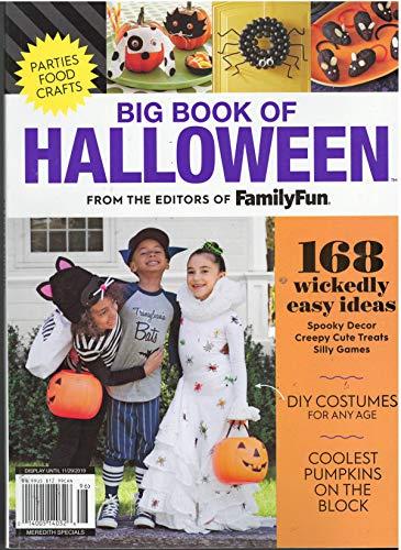 Family Fun Magazine Halloween (Family Fun Big Book of Halloween Magazine)