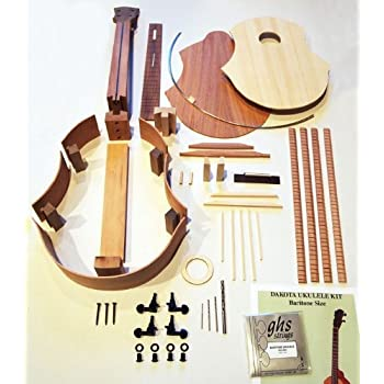 Amazon baritone ukulele kit musical instruments baritone ukulele kit solutioingenieria Images