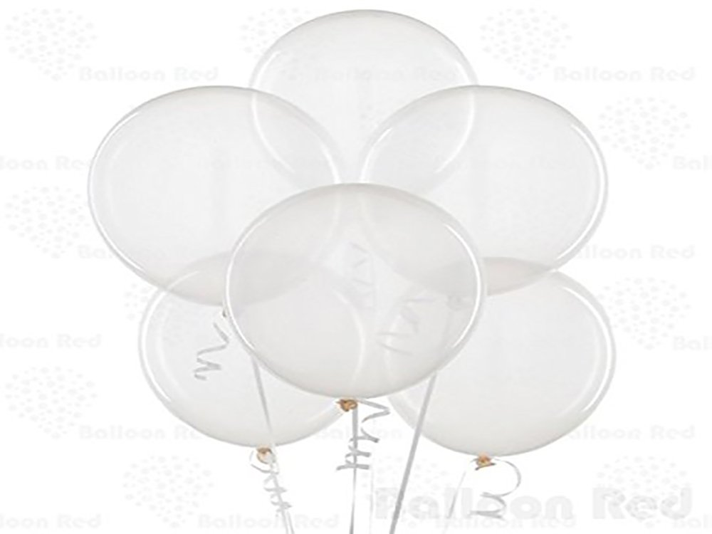 Robins Egg Blue Plain Latex Balloons Pack of 20 Party Decor Amscan 113255.121