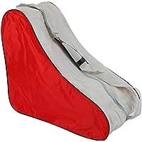 JVSISM Professional Roller Skating Bag Handbag Universal Roller Skates Cover Storage Bag Skating Ice Skate Shoulder Strap Carry Case