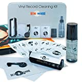 Retro Musique LP Cleaning Kit - Everything You Need To Protect Your Vinyl Records and Enjoy the Best Possible Sound.