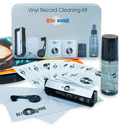 Retro Musique LP Cleaning Kit - Everything You Need To Prote