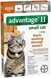 Advantage II Small Cat 6-Pack