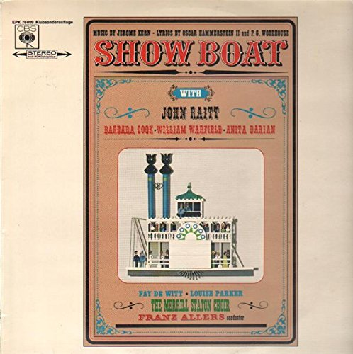 Show Boat [Vinyl LP] by Columbia