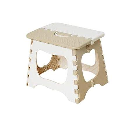 Miraculous Amazon Com Ainiyf Folding Step Stool Plastic Folding Stool Ncnpc Chair Design For Home Ncnpcorg