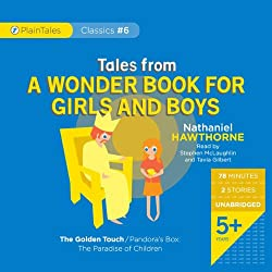 Tales from 'A Wonder Book for Girls and Boys'