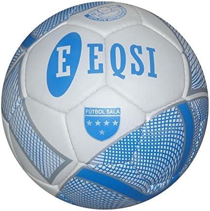 Eqsi 40001.Uni.62 Balón, Unisex Adulto, Blanco/Azul, 62 cm: Amazon ...