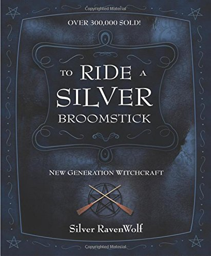 To Ride A Silver Broomstick: New Generation (Witches Broomsticks For Sale)