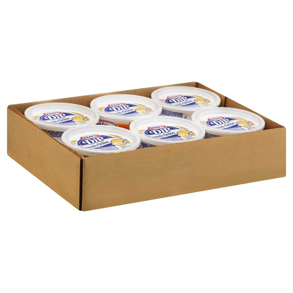Kraft French Onion Quality Dip, 8 Ounce -- 12 per case. by Kraft (Image #3)
