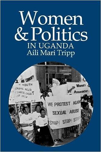 Book Women and Politics in Uganda: The Challenge of Associational Autonomy
