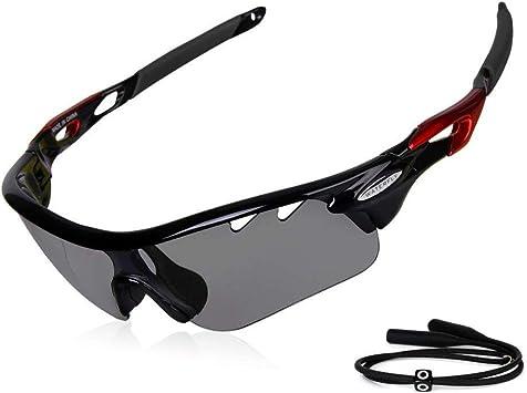 GARDOM Gafas de Sol Gafas Ciclismo Protección UV para Deportes BTT ...