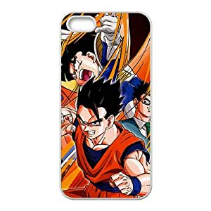 [Energy Dragonball ] Resistant Dual Protection Case Iphone 5S Dragonball Stylish Modern Look for Your Iphone 5S by ruishername