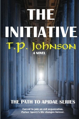 Book: The Initiative (The Path to Apidae Book 2) by TP Johnson
