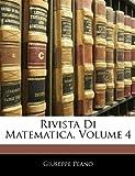 Rivista Di Matematica, Giuseppe Peano, 1143698096