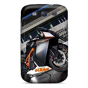 Scratch Resistant Hard Phone Covers For Samsung Galaxy S3 (JwB13020xWrz) Support Personal Customs Fashion Ktm Series WANGJING JINDA
