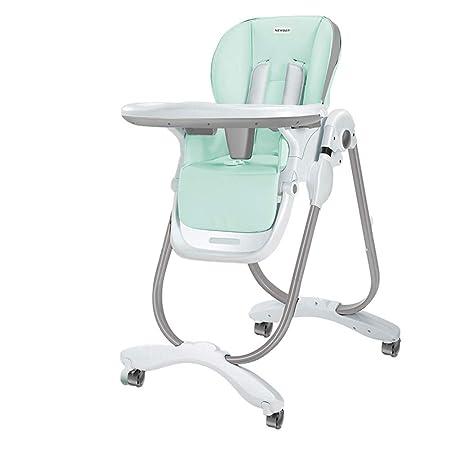 high chair Corralito PortáTil Silla Plegable Y De Refuerzo ...