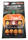 Indiana University Hoosiers NCAA Pumpkin Carving Kit