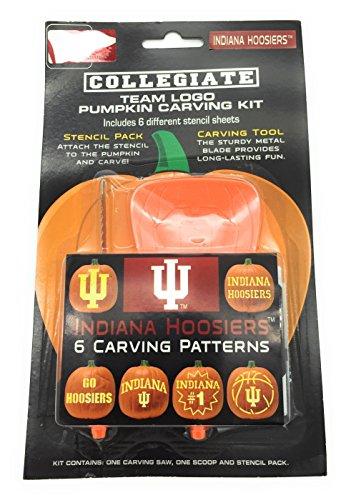 Indiana University Hoosiers NCAA Pumpkin Carving Kit -