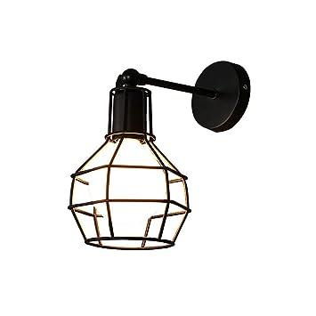AtR Luces de Pared LED Lámparas de Pared Antiguas rústicas de la Vendimia para Decorar Comedor
