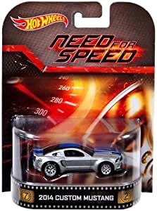 "Amazon.com: 2014 Custom Mustang ""Need For Speed"" Hot ..."