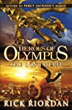 """""""Heroes of Olympus The Lost Hero"""" av Rick Riordan"""