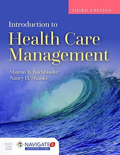 128408101X - Introduction To Health Care Management