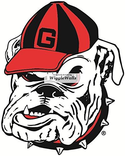 uga hairy dog logo university