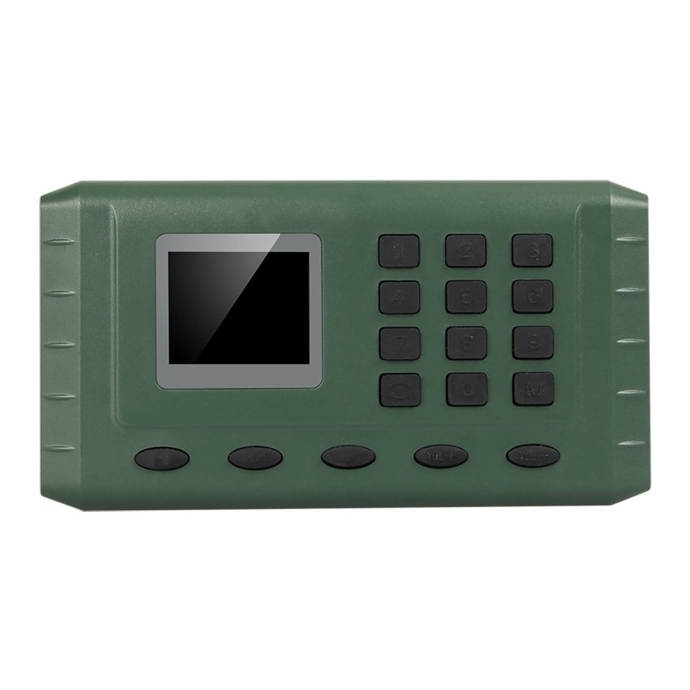 Outdoor Hunting Electronic Quail Sounds CP-380 Bird Caller Mp3 Player With Remote Control And Rechargeble Battery by Generic (Image #5)