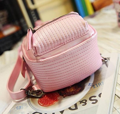 Pink Sac Sac Black MYLL Sac Mode Bandoulière à Bandoulière à Dos à 6PnOxCwq0